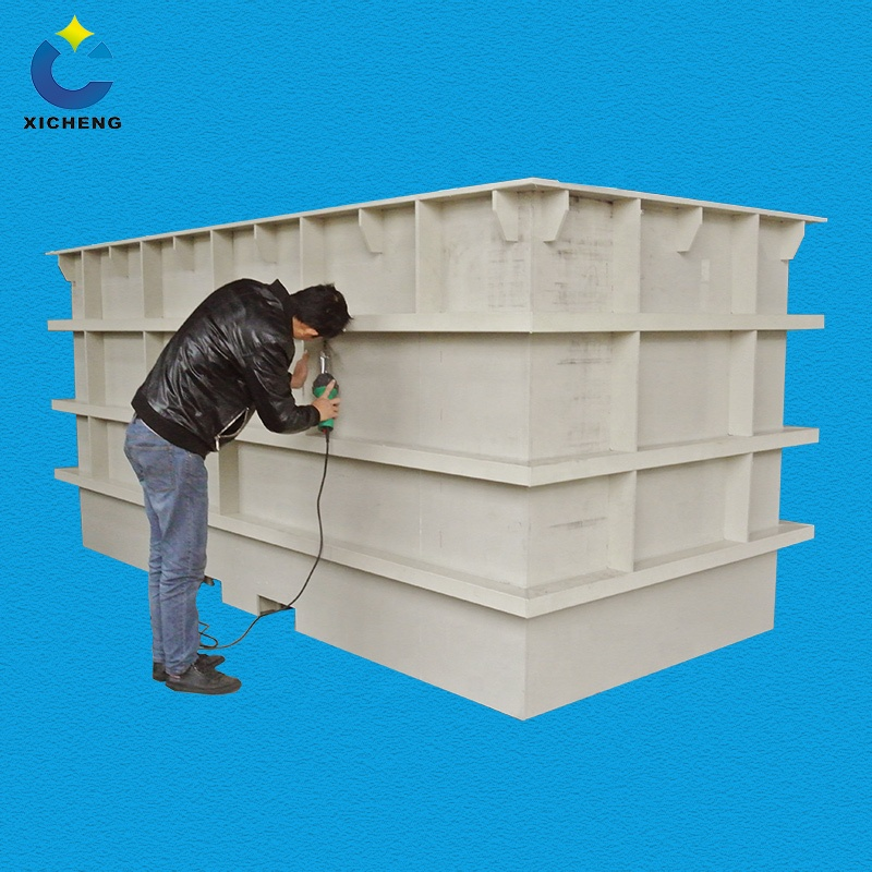 New Design plastic Pp Savings Water Tank electroplating container