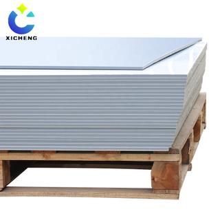 Anti-corrosive plastic corrugated sheet customized size pp polypropylene sheet