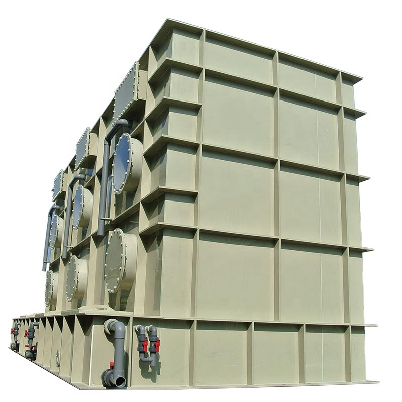 SOX,NOX,high efficiency spray tower waste air treatment plant gas purifying scrubber