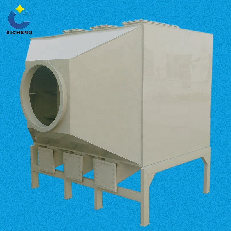 Odor Control System Absorption Column - Gas Absorption Column