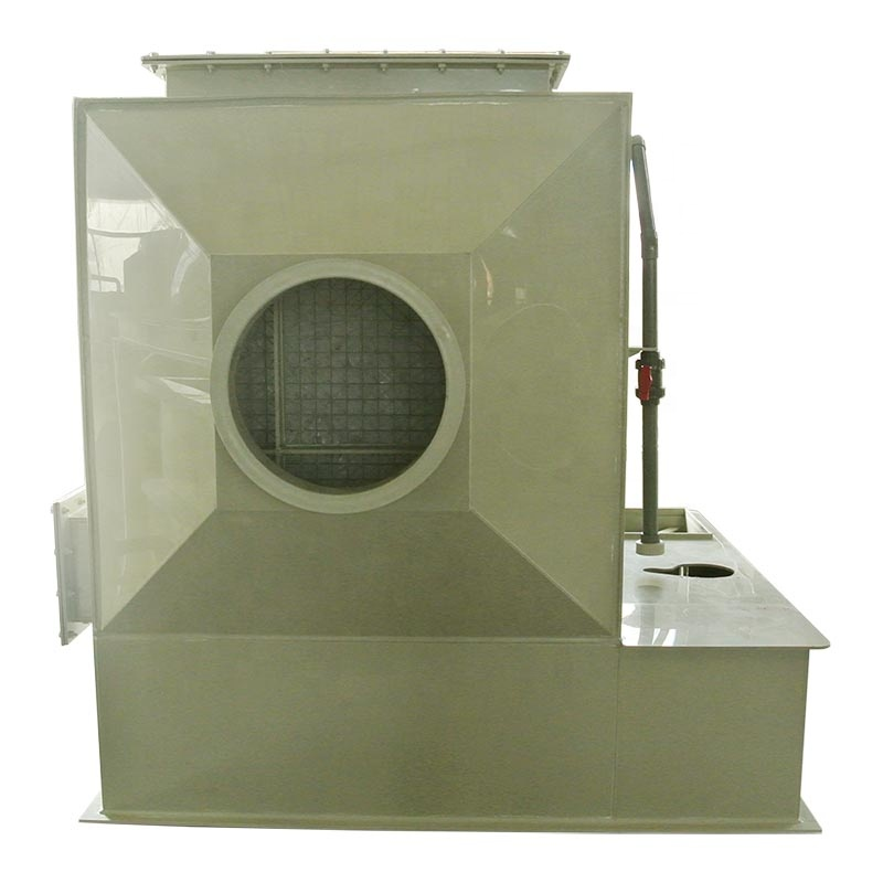 Environment Friendly equipment- acid and alkali gas purifying water/wet scrubber