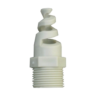 China manufacturer tower nozzle spray full cone spiral jet spray nozzle